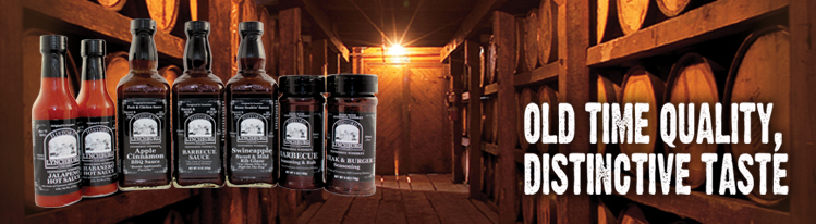 Porky's Gourmet Foods Online Store - Home of Historic Lynchburg Whiskey Sauce made with Jack Daniels